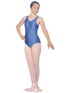 Nylon/Lycra Sleeveless Leotard