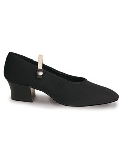 Junior Cuban heeled Character Shoes