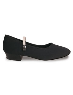 Senior low heeled Character Shoes
