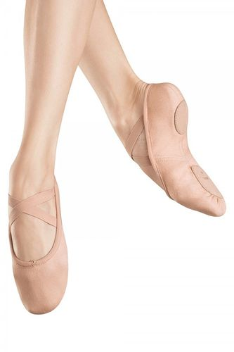 Zenith Split Sole Canvas ballet Shoes